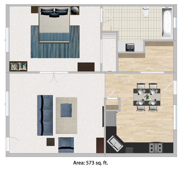 1bed(style2) light